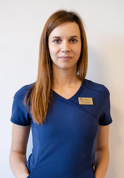 Emilija Lukoševičienė - Veterinarijos gydytoja